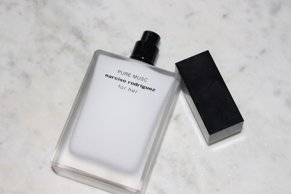 February Favourites - Narciso Rodriguez Pure Musc