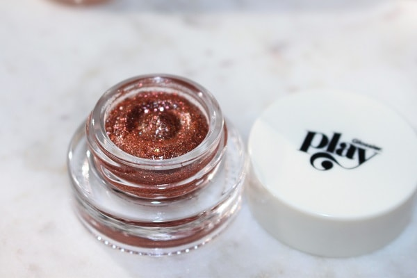 Glossier Play Glitter Gelee in Firewalk