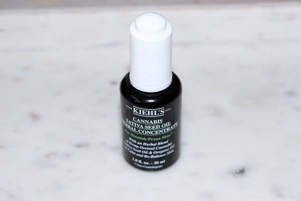 Kiehl's Cannabis Sativa Seed Oil Herbal Concentrate UK