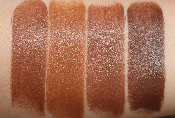 bareMinerals Complexion Rescue Foundation Stick Swatches