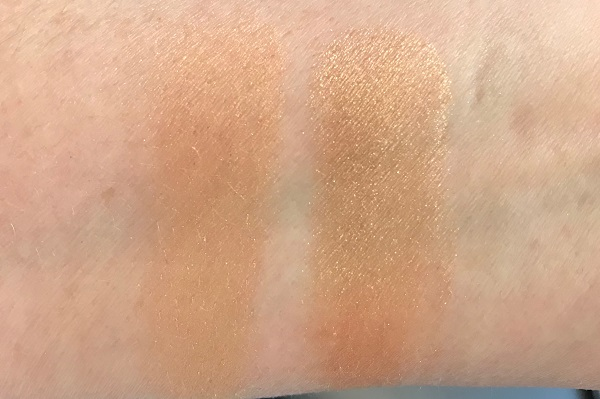 Givenchy Summer 2019 Solar Pulse Healthy Glow Powder Swatches