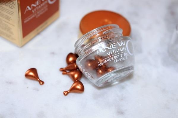 Avon Anew Vitamin C Radiance Booster Capsules