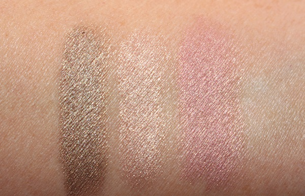 Dolce and Gabbana Creamy Eyeshadow Stick Swatches