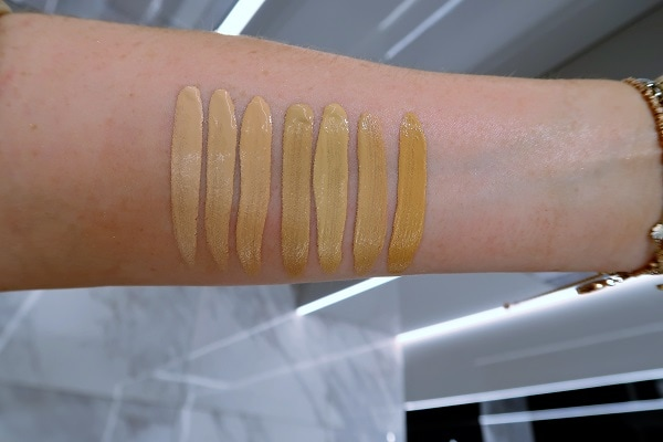 Tom Ford Emotionproof Concealer Swatches