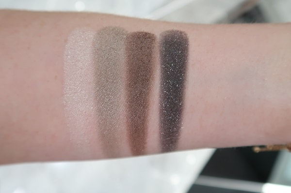 Tom Ford Double Indemnity Swatches