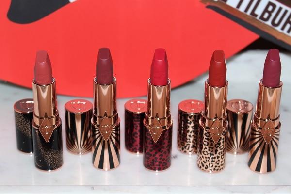 Matte Revolution Hot Lips 2 Shades