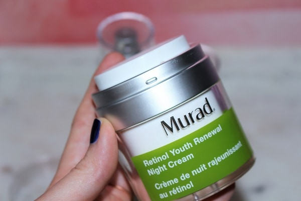 Murad Retinol Youth Renewal Range Review & 20% Off