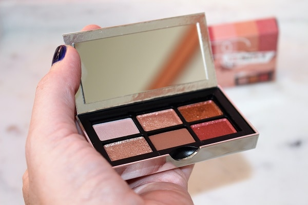 Nars Mini Wanted Palette Review Swatches Exclusive