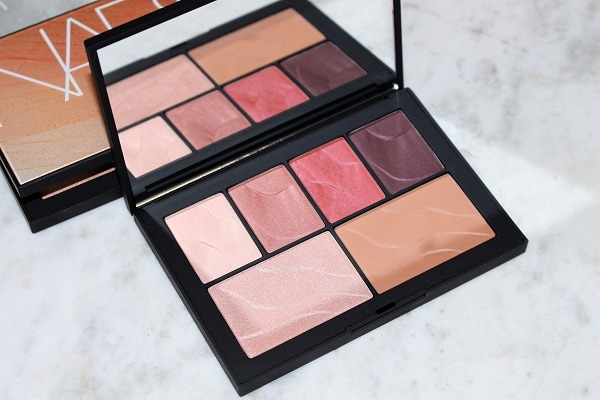 NARS Summer 2019 - Hot Nights Palette
