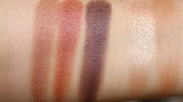 Hot Nights Swatches