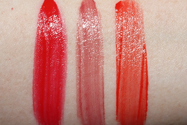 YSL Water Stain Vernis A Levres Swatches