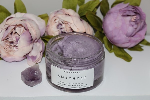 Herbivore Amethyst Exfoliating Body Polish