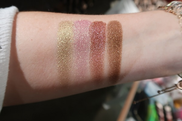 Ritualistic Rose Swatches