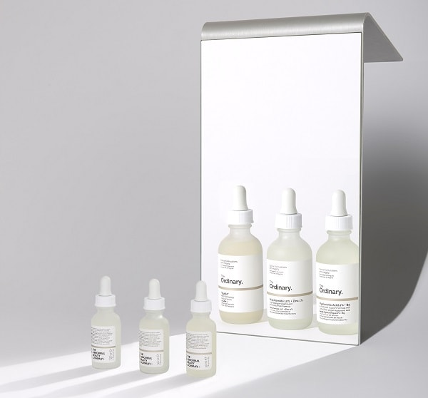 The Ordinary Supersize including Squalane Cleanser