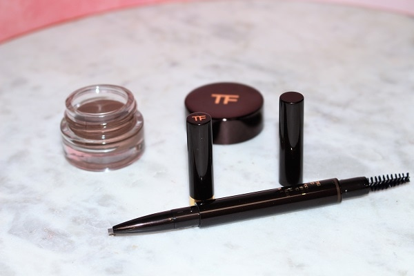 Tom Ford Brow 2019 - Brow Pomade & Brow Perfecting Pencil