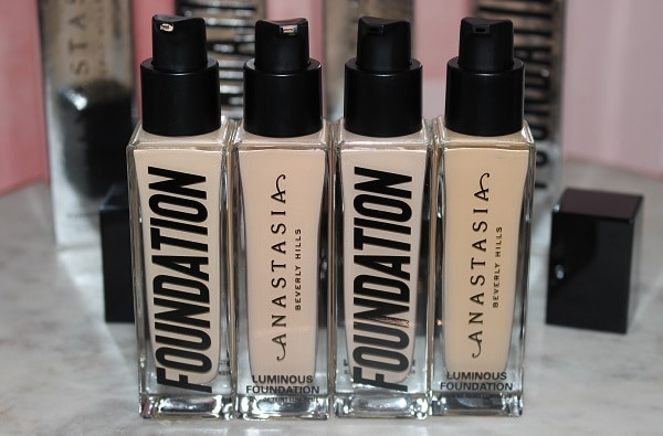 Anastasia Luminous Foundation