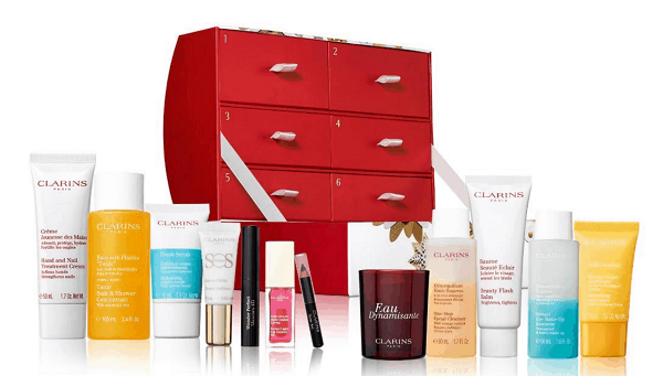 Selfridges Clarins Advent Calendar