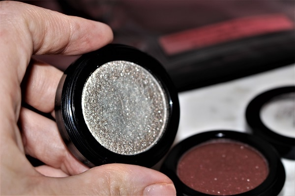 Silver Chrome Creamfoil Eyeshadow