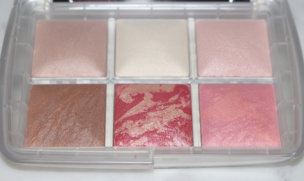 Hourglass Ambient Lighting Ghost Palette