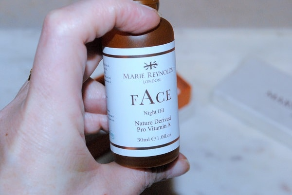 Marie Reynolds FACE Pro Vitamin A Night Oil