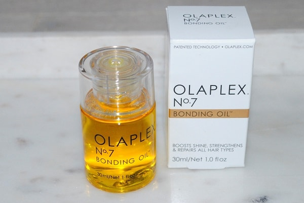olaplex no 7 bonding oil review