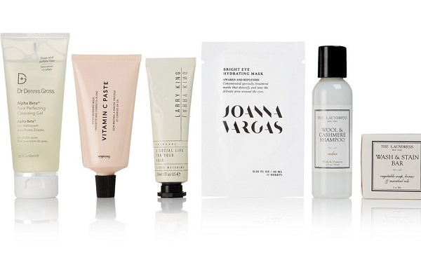 Net-a-Porter Beauty Advent Calendar Contents