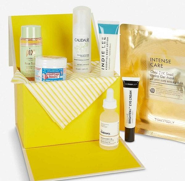 Selfridges Beauty Collection Luxury Skincare Set