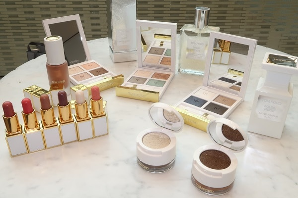 Tom Ford Soleil Neige Winter 2019 Collection