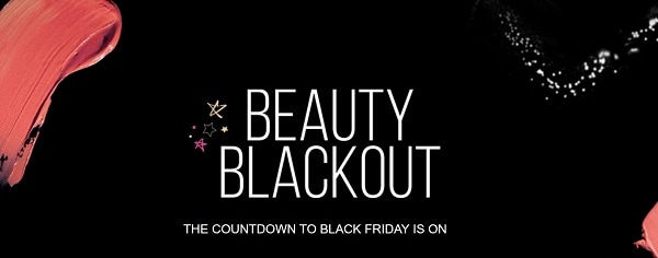 Look Fantastic Black Friday Deals 2019