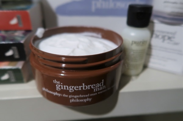 Philosophy Gingerbread Man Body Souffle